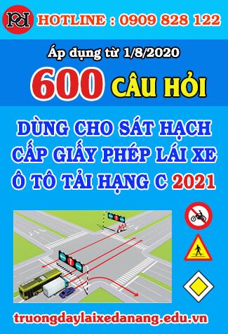 thi thử bằng lái xe b2 2020 18 bộ đề 600 câu hỏi