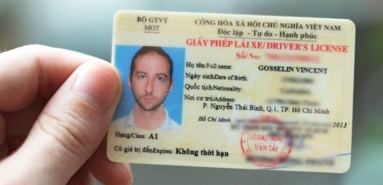 Thi bằng lái xe A2 cho người nước ngoài tại Đà Nẵng