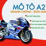 Địa điểm thi bằng lái xe mô tô A2 Đà Nẵng