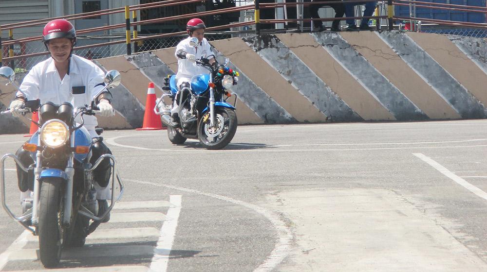 mẹo thi bằng lái xe mô tô Đà Nẵng
