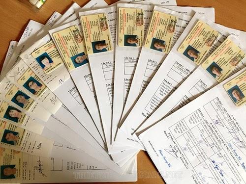 Thủ tục đăng ký thi bằng lái xe A1
