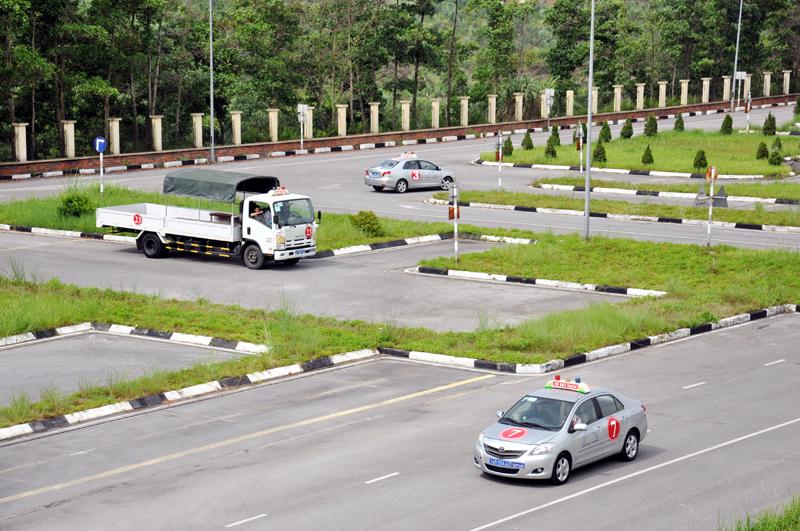 Trung tâm học lái xe ô tô Đà Nẵng