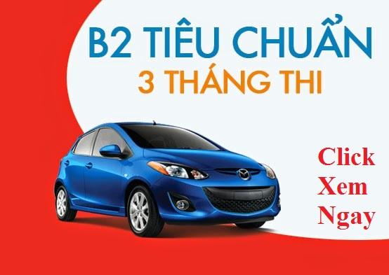 học lái xe ô tô b2 đà nẵng